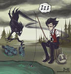 [Dont Starve] Fishing