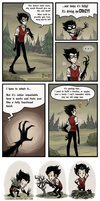 Don't Starve Comic 2 [Part 1] by ZombiDJ