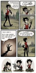 Don't Starve Comic 2 [Part 1] by ZombiDJ