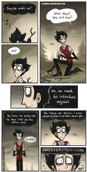 Don't Starve Comic 2 [Part 2] by ZombiDJ