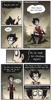Don't Starve Comic 2 [Part 2]