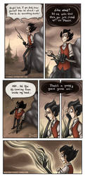 Don't Starve Comic 2 [Part 3] by ZombiDJ