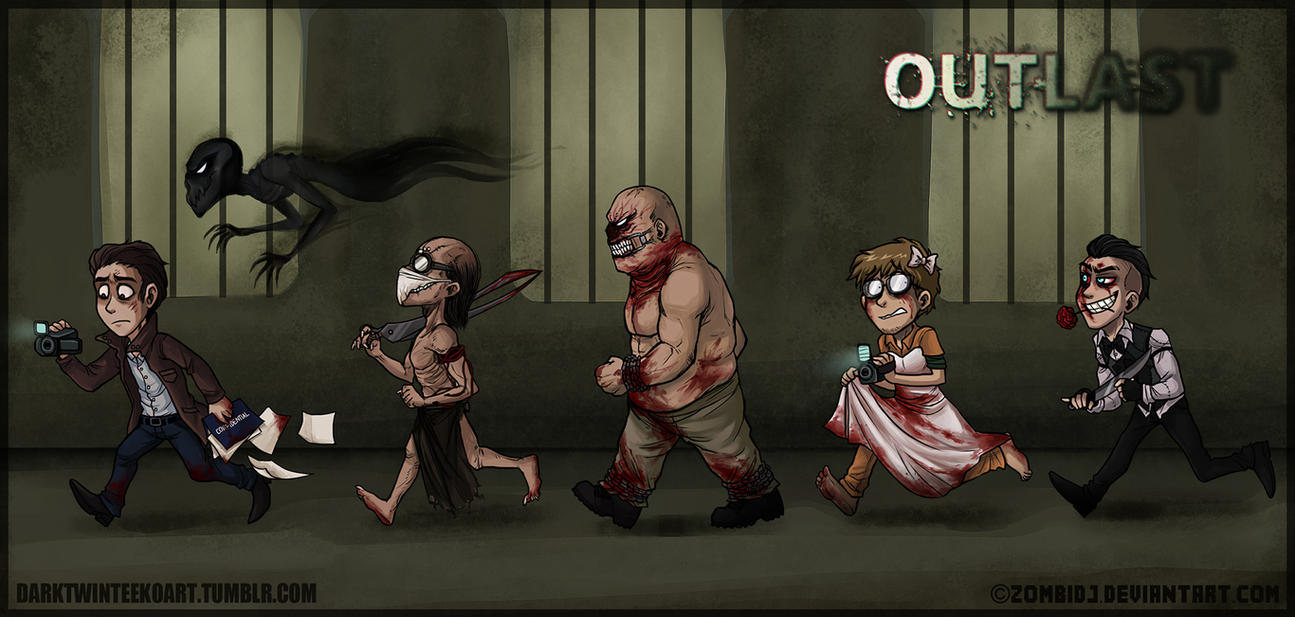 -Outlast- by ZombiDJ