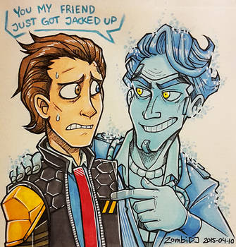 -Tales From The Borderlands-
