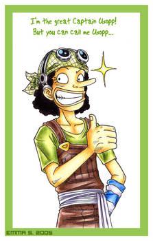 OP - Captain Usopp