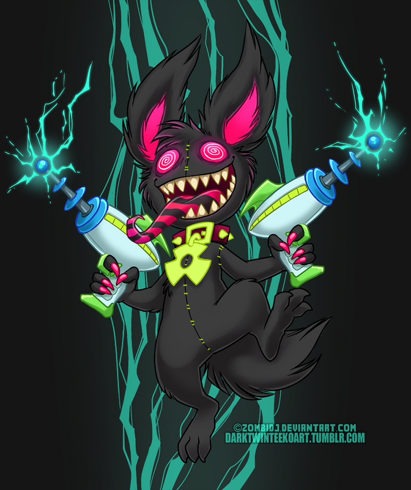 Puppet Psychosis by ZombiDJ