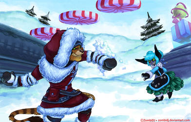 Merry Wintersday