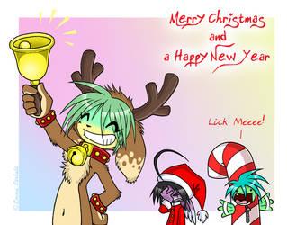 ::Merry Christmas:: by ZombiDJ
