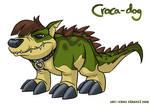 Adult Croca-Dog