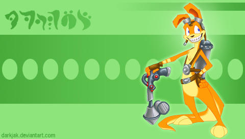 PSP___Daxter_by_DarkJak