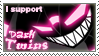 Dark Twins Stamp by ZombiDJ