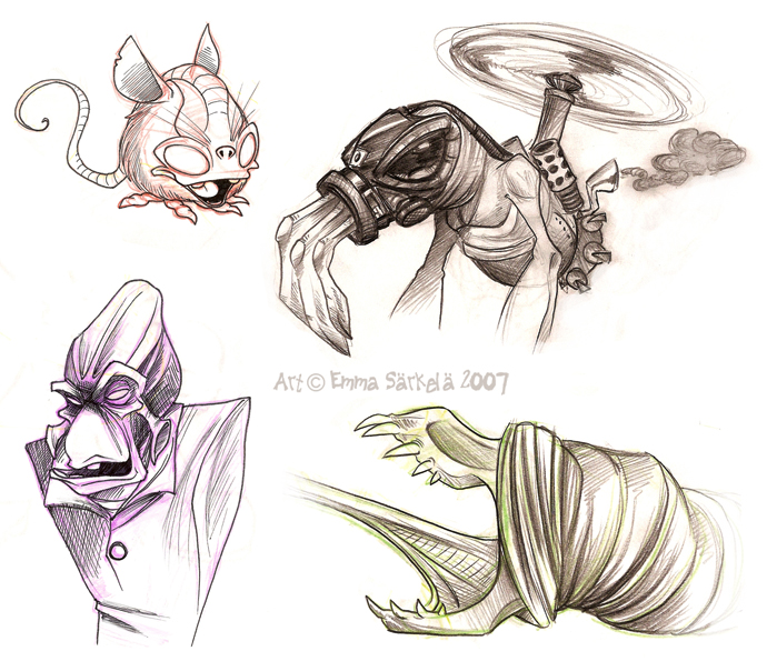 http://fc07.deviantart.net/fs14/f/2007/056/7/a/Oddworld_Sketches_by_DarkJak.jpg