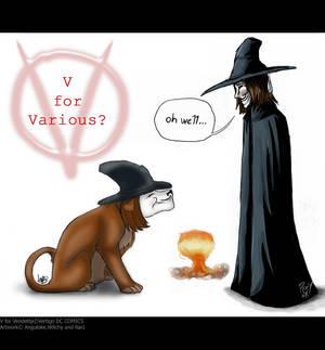 V for Various?