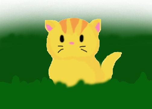 Kitty by KamikazeMikazuki