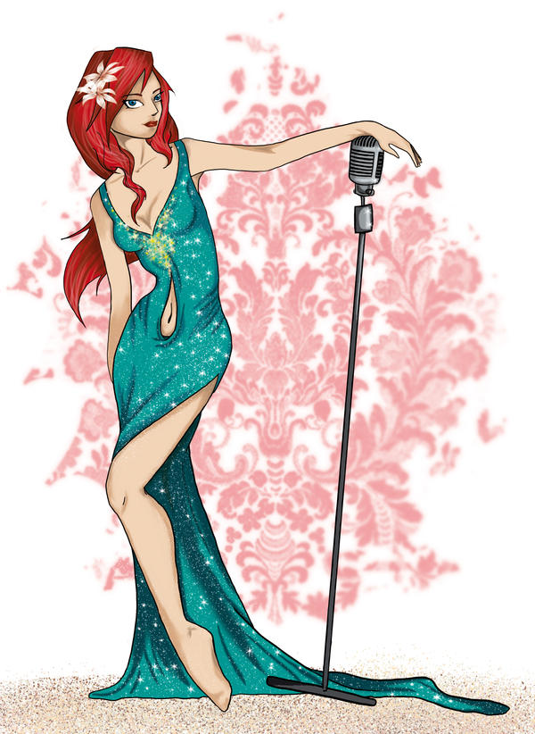 Modern disney princess ariel by milojade on deviantart