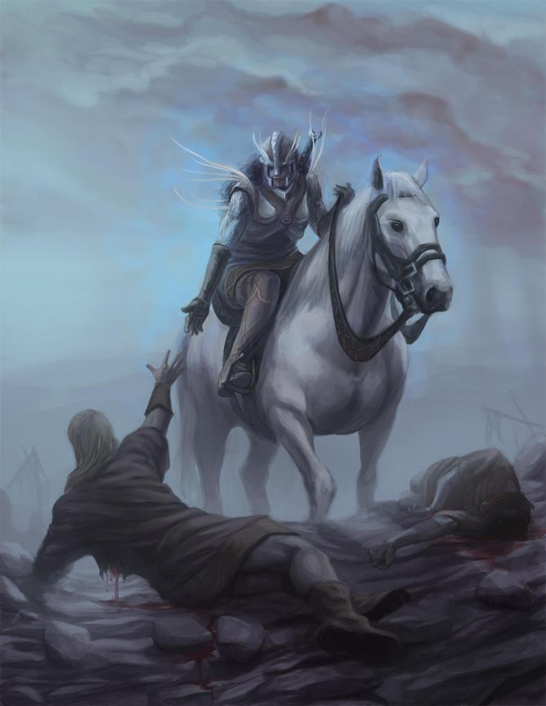 Valkyrie by AveryAnnarose
