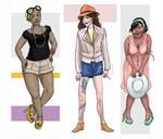 Polyvore Girls