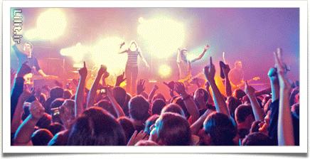 آموزش عکاسی از کنسرت موسیقی