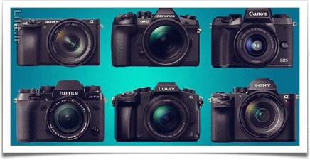 دوربین عکاسی بدون آینه چیست و چگونه کار می کند؟