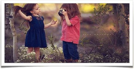 آشنایی با ژستها، فیگورها و پوزیشنهای عکاسی از کودکان