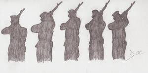 Rifle Salute