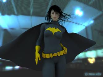 Batgirl by eferrier