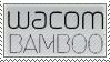 Wacom Bamboo stamp. by ellisn00b