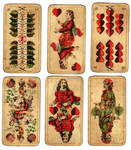 Old German Playing Cards