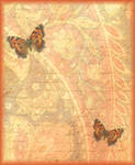 ATC Background Butterflies