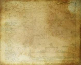 Arr! Pirate Map by ValerianaSTOCK