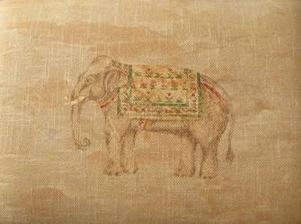 ValerianaSTOCK ElephantTexture by ValerianaSTOCK