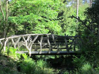 ValerianaSTOCK Elven Bridge by ValerianaSTOCK