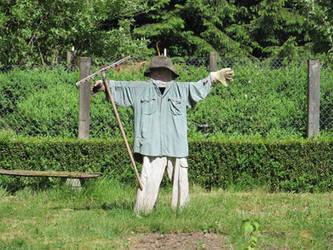 ValerianaSTOCK Another Scarecrow by ValerianaSTOCK