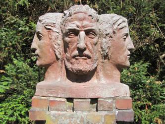 ValerianaSTOCK Sculpture Johann Bossard by ValerianaSTOCK
