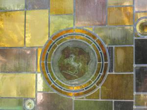 ValerianaSTOCK Iserhatsche Stained Glass Horse