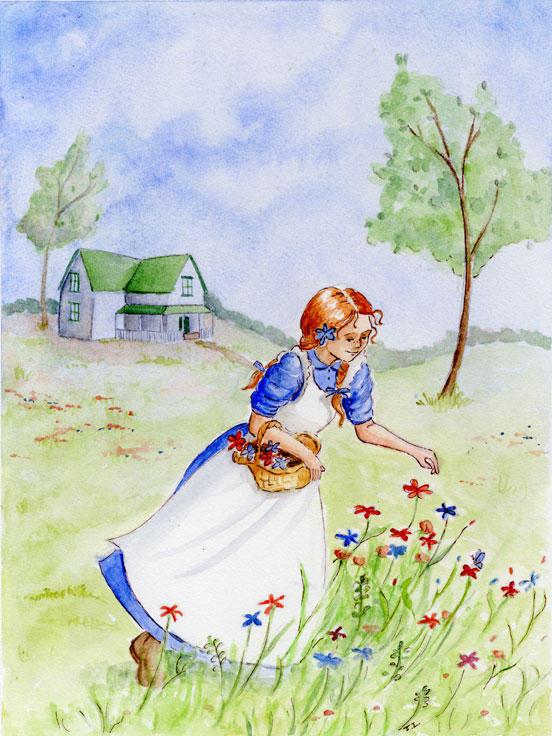 Anne by tlagrange