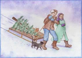 Christmas 2005 by tlagrange