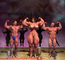 Intergen Bodybuilder Comp by SteeleBlazer84