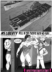 Ms Liberty Book II Page 1 by SteeleBlazer84