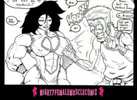 Kiss Of Dragon Queen 10 Sample 2 by SteeleBlazer84