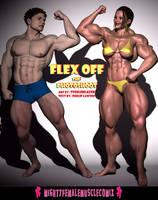 Flex Off Sample 1 Cover by SteeleBlazer84
