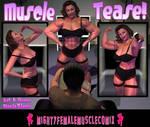 Muscle Tease Sample 1