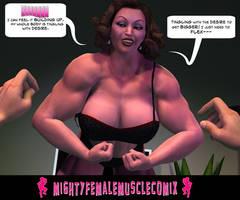 Muscle Tease Sample 4 by SteeleBlazer84