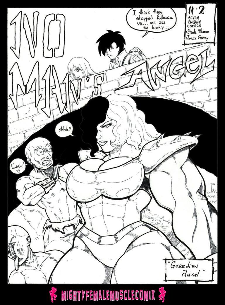 No Man's Angel 2 Sample 1 by SteeleBlazer84