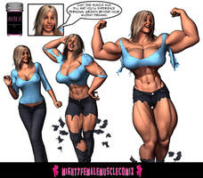 The Strongest Yard Sample 3 by SteeleBlazer84