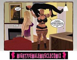 Abused Part 1 Sample 2 by SteeleBlazer84