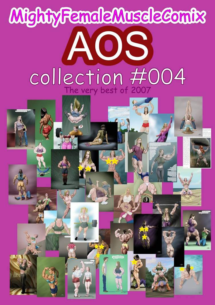 AOS Collection 4 Sample 1 by SteeleBlazer84