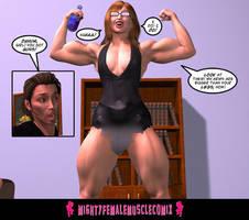 She's A Stud Sample 4 by SteeleBlazer84