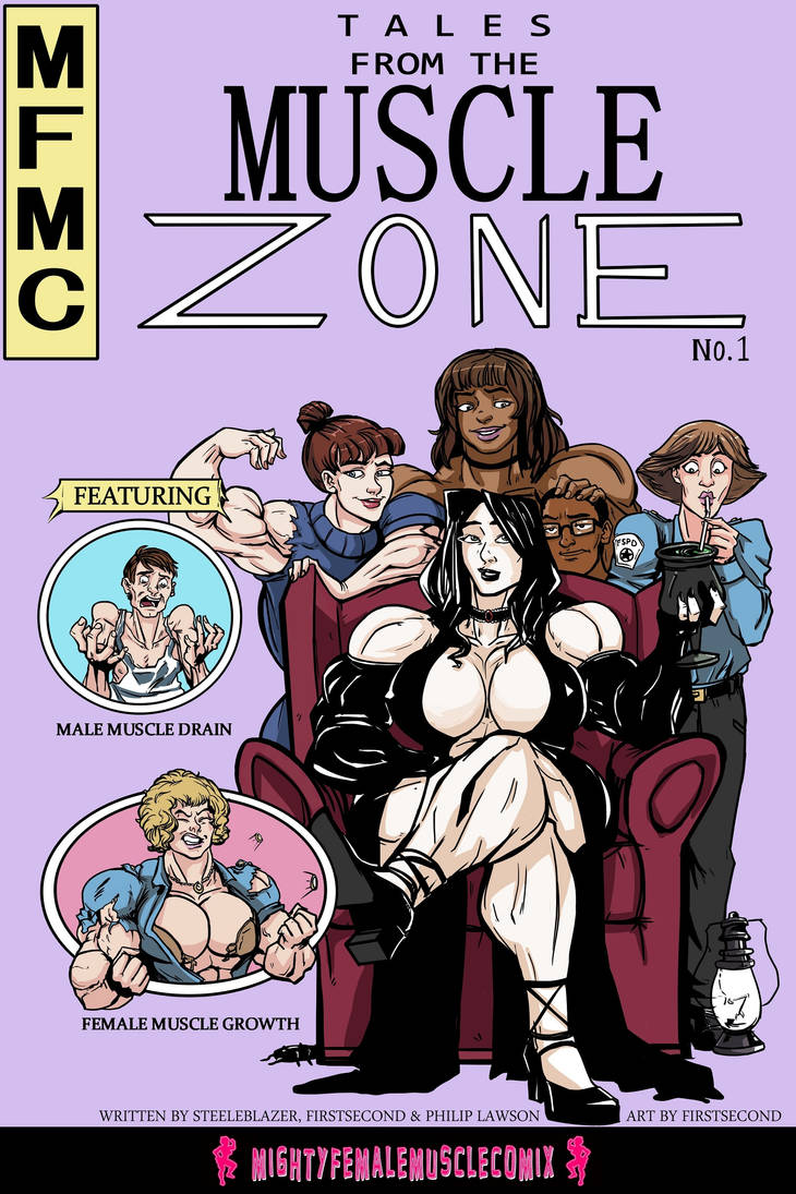 Tales From The Muscle Zone Sample 1 by SteeleBlazer84