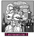 Tales From The Muscle Zone Sample 4 by SteeleBlazer84